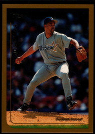 1999 Topps #87 Jose Lima VG Houston Astros