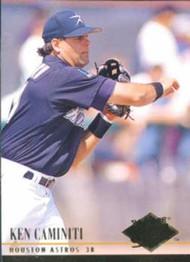 1994 Ultra #500 Ken Caminiti VG Houston Astros