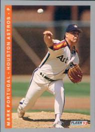 1993 Fleer #441 Mark Portugal VG Houston Astros