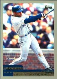 2000 Topps #127 Richard Hidalgo VG Houston Astros