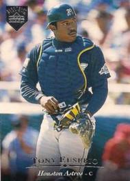 1995 Upper Deck Electric Diamond #24 Tony Eusebio VG Houston Astros