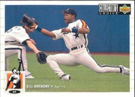 1994 Collector's Choice #38 Eric Anthony VG Houston Astros