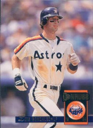 1994 Donruss #83 Luis Gonzalez VG Houston Astros