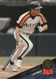 1993 Leaf #15 Casey Candaele VG Houston Astros