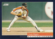1994 Score #48 Craig Biggio VG Houston Astros
