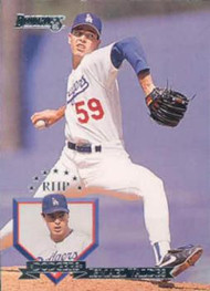 1995 Donruss #29 Ismael Valdes VG Los Angeles Dodgers