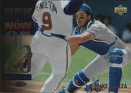 1994 Upper Deck #47 Mike Piazza FUT VG Los Angeles Dodgers