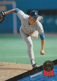 1993 Leaf #145 Steve Wilson VG Los Angeles Dodgers