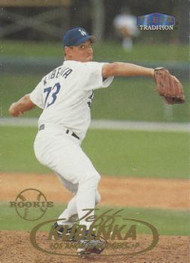 1998 Fleer Update #U99 Jeff Kubenka VG RC Rookie Los Angeles Dodgers