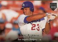 1995 Upper Deck Electric Diamond #70 Eric Karros VG Los Angeles Dodgers