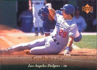 1995 Upper Deck #71 Tim Wallach VG Los Angeles Dodgers