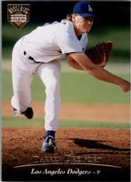 1995 Upper Deck Electric Diamond #73 Darren Dreifort VG Los Angeles Dodgers