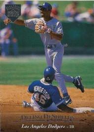 1995 Upper Deck Electric Diamond #72 Delino DeShields VG Los Angeles Dodgers