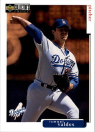 1998 Collector's Choice #398 Ismael Valdes VG  Los Angeles Dodgers