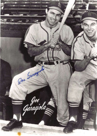 Joe Garagiola Autographed Cardinals 8 x 10 Photo
