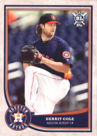 2018 Topps Big League #60 Gerrit Cole NM-MT  Houston Astros