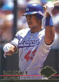 1994 Ultra #216 Raul Mondesi VG Los Angeles Dodgers