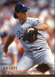 1994 Ultra #215 Jim Gott VG Los Angeles Dodgers
