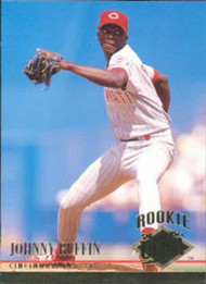 1994 Ultra #176 Johnny Ruffin VG Cincinnati Reds