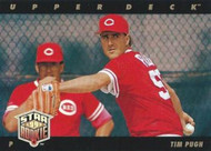 1993 Upper Deck #26 Tim Pugh VG RC Rookie Cincinnati Reds
