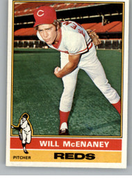 1976 Topps #362 Will McEnaney VG Cincinnati Reds
