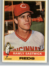 1976 Topps #469 Rawly Eastwick VG Cincinnati Reds