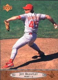 1996 Upper Deck #48 Jeff Brantley VG Cincinnati Reds