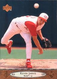 1996 Upper Deck #51 Kevin Jarvis VG Cincinnati Reds