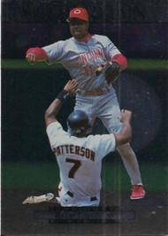 1995 Upper Deck Special Edition #163 Barry Larkin VG Cincinnati Reds