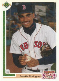 1991 Upper Deck Final Edition #21F Frank Rodriguez NM-MT RC Rookie Boston Red Sox