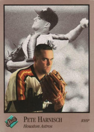 1992 Studio #36 Pete Harnisch VG Houston Astros