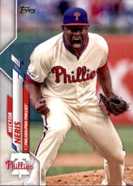 2020 Topps #204 Hector Neris NM-MT Philadelphia Phillies