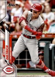 2020 Topps #209 Derek Dietrich NM-MT Cincinnati Reds