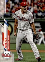 2020 Topps #221 Nick Pivetta NM-MT Philadelphia Phillies