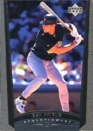 1999 Upper Deck #167 Ben Grieve VG Oakland Athletics