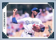 1991 Leaf #61 Ramon Martinez VG Los Angeles Dodgers