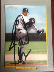 Jamie Moyer Autographed 2005 Topps Turkey Red #141