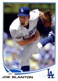 2013 Topps #56 Joe Blanton NM-MT  Los Angeles Dodgers