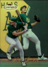 1998 Topps Gold Label Class 1 #79 Ben Grieve NM-MT Oakland Athletics