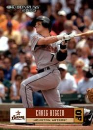 2005 Donruss #204 Craig Biggio VG Houston Astros