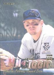 1997 Fleer #342 Craig Biggio VG Houston Astros