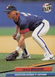 1992 Ultra #199 Craig Biggio VG Houston Astros