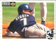 1994 Collector's Choice #456 Craig Biggio VG Houston Astros