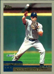 2000 Topps #45 Jeff Bagwell VG Houston Astros