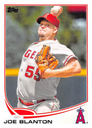 2013 Topps Update #US118 Joe Blanton NM-MT  Los Angeles Angels