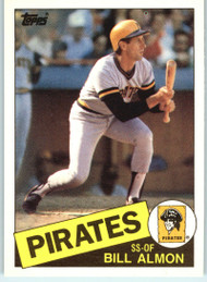 1985 Topps Traded #2T Bill Almon NM-MT Pittsburgh Pirates