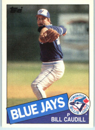 1985 Topps Traded #19T Bill Caudill NM-MT Toronto Blue Jays