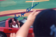 "Paul ""The Pope"" Owens Autographed 4 x 6 Photo"