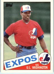 1985 Topps Traded #128T U.L. Washington NM-MT Montreal Expos