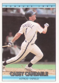 1992 Donruss #150 Casey Candaele VG Houston Astros